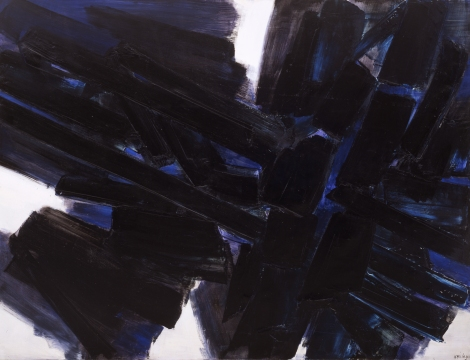 Pierre Soulages, Peinture 200 x 265 cm, 20 mai 1959 (Painting 200 x 265 cm, 20 May 1959), May 20, 1959.
